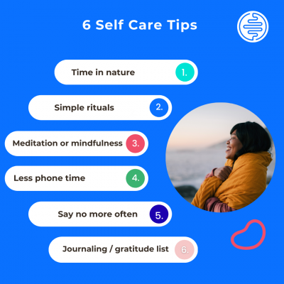 The Gut Experts 6 Simple Self Care Tips